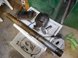 craftsman 150 drill press restoration lots of pictures the