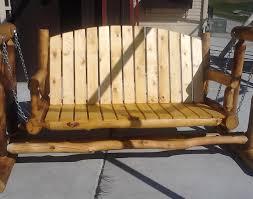 bench modern outdoor glider amazing porch bench glider modern