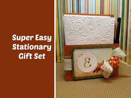 diy easy card gift set for last last minute christmas gifts youtube