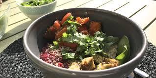 3 cuisine gourmande mon poke bowl végétarien une recette healthy et gourmande