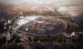 new plans by big and heatherwick for new google headquarters in