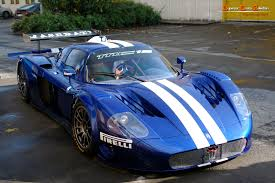 maserati mc12 blue maserati gallery