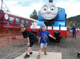 a day out with thomas the tank engine u2013 terry u0027s worklog