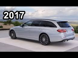 mercedes e station wagon 2017 mercedes e class estate interior exterior test drive