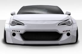 nissan frs custom 2013 scion frs front bumpers page 1 duraflex body kits