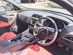 jaguar f pace inside jaguar f pace jct600 vehicle leasing solutions ltd