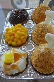 veggie cook april fools day tv dinner cupcakes