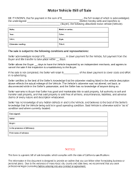 Car Dealer Bill Of Sale Form by Dmv Bill Of Sale Free Printable Dmv Bill Of Sale Forms