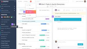 comparison of wrike asana and dapulse top 3 project management