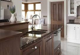 cream kitchen design ideas kitchen with walnut worktops cream design ideas oak kitchen cabinets with traditional granite countertops remodeling cost have you worried impact is
