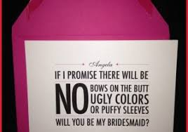 asking bridesmaid ideas ideas for asking bridesmaids 167283 will you be my bridesmaid card