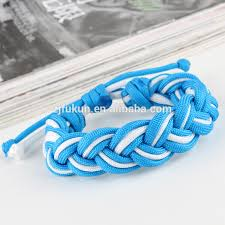 paracord braided bracelet images Fashion orange polyester rope cobra braided plastic buckle outdoor jpg