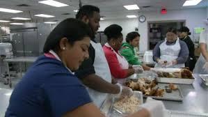 raul jimenez thanksgiving dinner to feed 25k