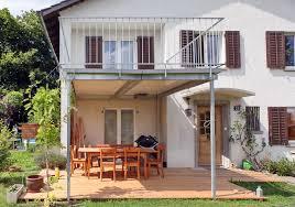 balkon metall metall werk zürich ag balkonanbau und terrasse für einfamilienhaus