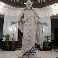 home interior jesus figurines praying home interior decorative white marble jesus statue with