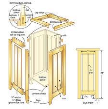 Free Woodworking Plans Easy by Child U0027s Book Stand Diy Woodworking Projects Pinterest Book