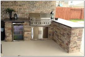 granite countertops outdoor kitchen cabinets kits lighting
