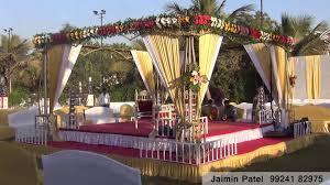 chori weddings reception decorators decoration ahmedabad