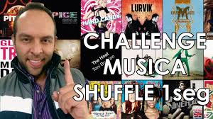 Challenge Reto Shuffle Challenge Reto Musica Aleatoria Luis Lurvik Luis Lurvik