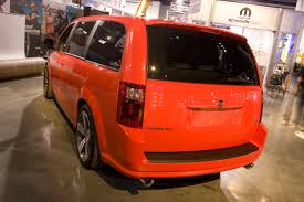 dodge grand caravan dual exhaust minivans can be cool right