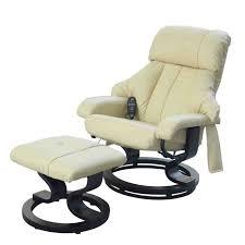 fauteuil de bureau relax fauteuil relax massant brasilia similicuir