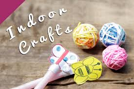 summer holidays rainy day indoor activities for