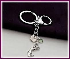 personalized birthstone keychains cheer keychain keychain cheerleading keychain