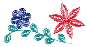 Design Patterns For Cards Basics Of Quilling Decorative Crafts Aunt Annie U0027s Crafts