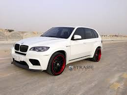 Bmw X5 White - matte white beast from the middle east
