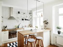 ideas for small apartment kitchens kitchen 14 outstanding kitchen design for small apartment small