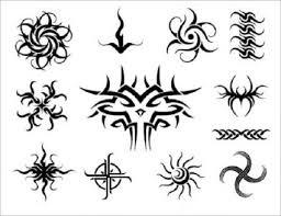 tribal symbols pic from itattooz