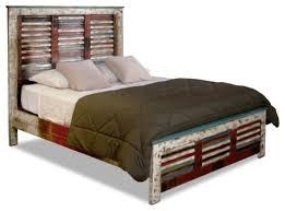 distressed wood bedroom furniture houzz