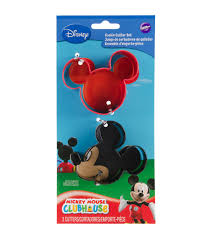 mickey mouse cookie cutter set joann