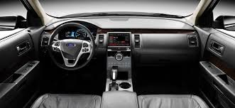 Ford Explorer 2016 Interior 2016 Ford Flex Vs Ford Explorer Carsforsale Com Blog