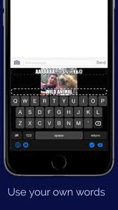 Create Your Own Meme App - meme keyboard create your own memes on the app store