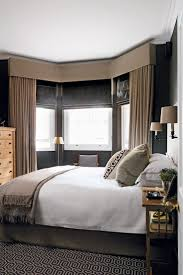 Window Treatments For Bay Windows In Bedrooms - home interior modern bay window seating idea with comfy throw