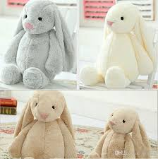 stuffed bunnies for easter lovely stuffed bunny rabbit baby toys easter decorations 30cm