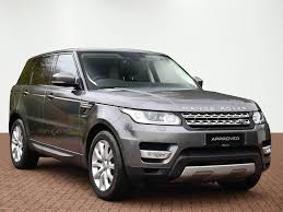 jeep range rover 2016 used land rover cars for sale motors co uk