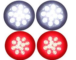 2 led trailer lights cheap led tail lights round find led tail lights round deals on