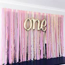 21st Party Decorations Best 25 Streamers Ideas On Pinterest Streamer Backdrop