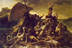raft of Medusa