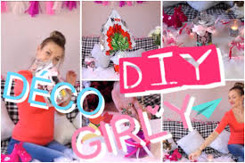 deco chambre girly diy français idées déco chambre organisation girly