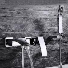 Bathtub Faucet Sets Bathroom Shower Faucets Bathtub Faucet Mixer Tap With Hand Shower