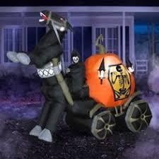 scary outdoor halloween blow ups inflatable halloween