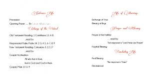 catholic mass wedding program template non mass catholic wedding program template needed weddingbee