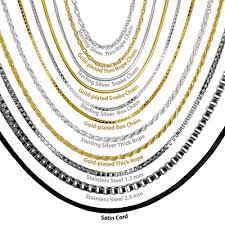 chain necklace styles images Chain necklace styles andino jewellery jpg