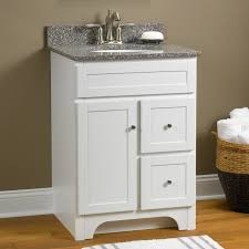 24 Inch Laundry Sink Cabinet 24 Vanity Cabinet With Sink Style Selections Cromlee Bark Single