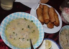 cuisine algeroise algeria bourek algéroise börek and chorba beida shorba