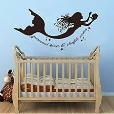 amazon com n sunforest teen room decor i must be a mermaid