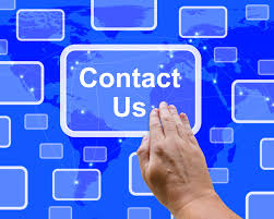 helpdesk or help desk free photo contact us button on blue for helpdesk or assistance